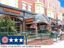 ruskin hotel blackpool uk booking com