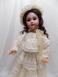antique french sfbj 230 character doll pretty talker body sold on