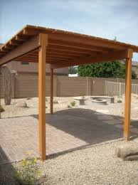 Ramada Design Ideas DIY Project Do It Yourself Southwest Patio - Backyard shelters designs