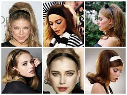 headbands for hair hairstyles with a thick headband hair world magazine
