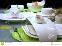 modern table settings modern table settings stock image image of fine meeting 6880407
