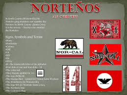 Huelga Flag Nortenos Santa Cruz County Basta