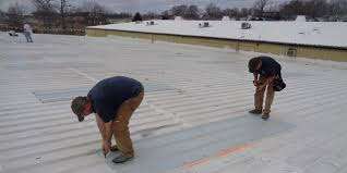 Insulation Blanket Under Metal Roof by R U0026a Contracting U2013 Jon Cook