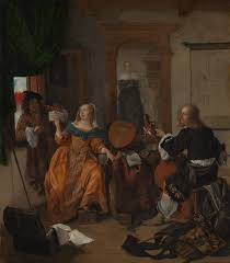 a musical party gabriël metsu 91 26 11 work of art