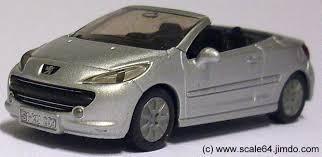 peugeot 207 convertible peugeot 207 cc model cars hobbydb