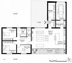 plan de maison plein pied gratuit 3 chambres chambre plan de maison plain pied gratuit 3 chambres plan de