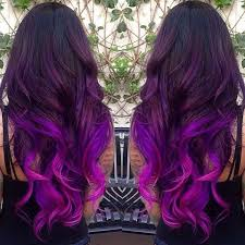 mermaid hair extensions purple series colorful clip in c032 c032 vpfashion