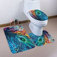 Cheap Bath Rug Sets Best 25 Bathroom Rug Sets Ideas On Pinterest Purple Bathroom