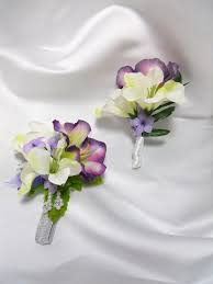 where can i buy a corsage and boutonniere for prom 30 best south high rebels purple white homecoming or prom corsages