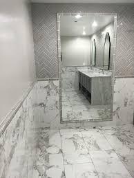 Statuario Marble Bathroom Pietra Statuario Contemporary Bathroom Orange County By