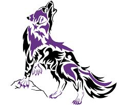 custom tribal wolf by shayla06 on deviantart