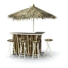 Patio Bar With Umbrella Amazon Com Best Of Times Patio Bar And Tailgating Center Deluxe