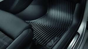 genuine audi a4 car mats rubber floor mats 8k1061501 041 audi genuine accessories