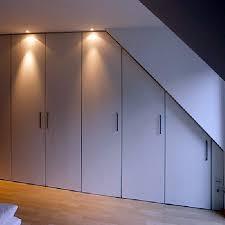 cabine armadio su misura roma foto armadio su misura sottoscala di falegnameria sifart 40947