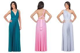 convertible bridesmaid dresses top 10 best convertible bridesmaid dresses