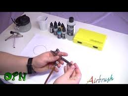 how to airbrush for the complete beginner youtube models