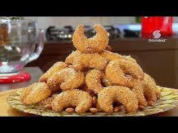 samira cuisine alg ienne gâteau tcharek miellé recette facile la cuisine algérienne