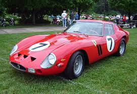 1962 250 gto specifications photo price information