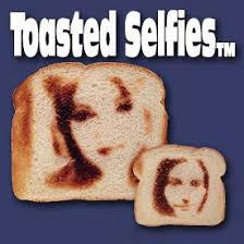 Toasters Toast Toast Yes There Is A Toaster That Will Toast Your Likeness Onto Bread