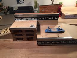 Blackriver Bench Ramp Mods Fingerboard Spot