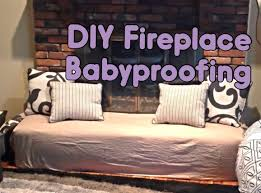 fireplace padding for babies oliviasz com home design decorating