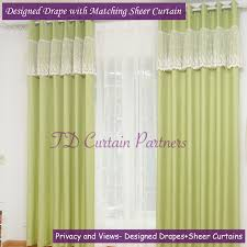 Lime Green Valances Green Valance Design Lace Velvet Bedroom Door Fabric Curtain