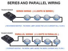 wiring leds in parallel lighting
