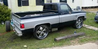 Classic Chevrolet Trucks - 1984 chevrolet silverado classic 1500 regular cab view all