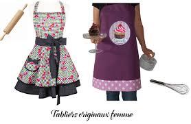 tablier cuisine tablier femme original le de cuisine qui petille