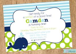 theme homemade baby shower invitations