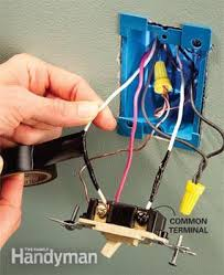 how to install a 3 way switch family handyman