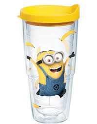 banans wrap with lid 24 oz tumbler by tervis