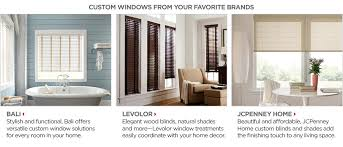 Where To Buy Wood Blinds Window Treatments Curtains Blinds U0026 Curtain Rods Jcpenney