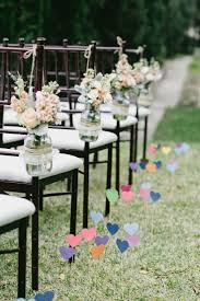 chair decorations outdoor wedding ceremony chair decorations wedding party decoration