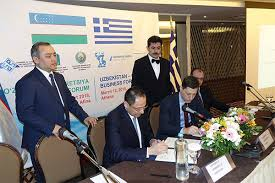 business cci uzdaily com cci of uzbekistan and athens sign agreement on cooperation
