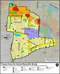 Washington County Map Aloha Reedville Plan Charts A Path For Washington County