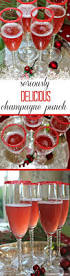 holiday cocktails png seriously delicious holiday champagne punch champagne easy and
