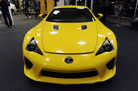 lexus lfa wallpaper yellow lfa wallpaper hd