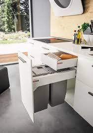 meuble poubelle cuisine meuble poubelle sagne cuisines organisation rangement