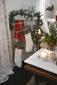 Homes Decorated For Christmas On The Inside Holiday Housewalk Christmas At The Cottage Fox Hollow Cottage