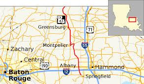 Interstate 55 Wikipedia Louisiana Highway 43 Wikipedia