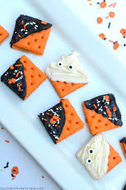 halloween edible crafts 20 edible halloween crafts for kids southern made simple