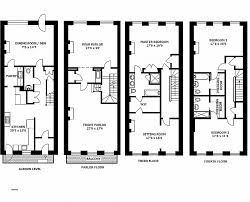 house plans with kitchen in front nyc brownstone floor plans new house plans kitchen in front new
