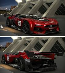 citroen supercar citroen gt by citroen race car by gt6 garage on deviantart