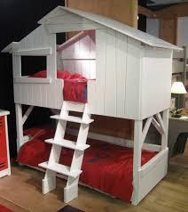 three house threehouse bunk bed mdf pine mathy by bols