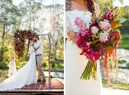 dale luke mariage festival hippie chic gling funky wedding - Mariage Hippie