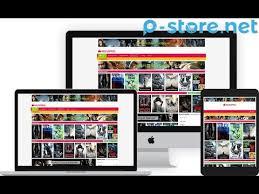 membuat website film online cara membuat website streaming film by p store net youtube