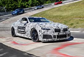 news bmw m8 to use 441kw v8 all wheel drive from new m5