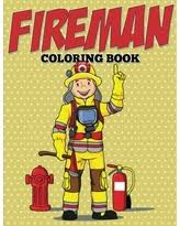 tis season savings fireman firefighters coloring book