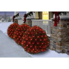 Walmart Solar Light by Christmas Holiday Time Net Christmasts Red Count Walmart Com